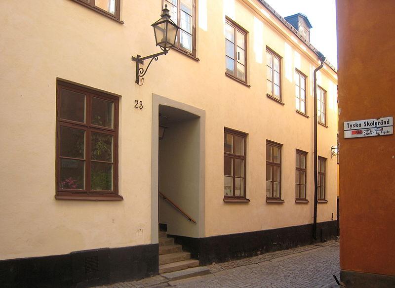 kort bordell sex i Stockholm