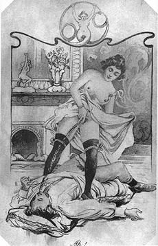 Pissing-illustration