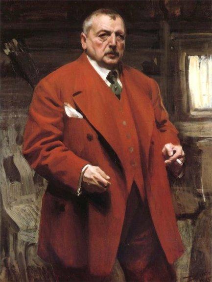 Anders_Zorn_-_Självporträtt_i_rött_(1915)